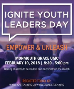 Ignite Youth Leaders Day